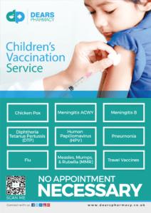Dears-Pharmacy-Children's-Vaccination-Service